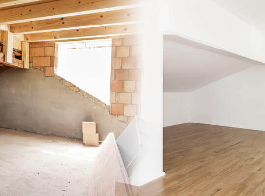 thinking of a loft conversion in bolton
